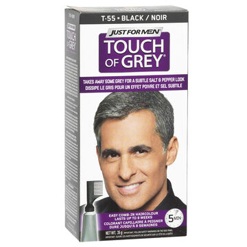 Sw 360 Sh  Men Touch Grey Hair Colouring Black