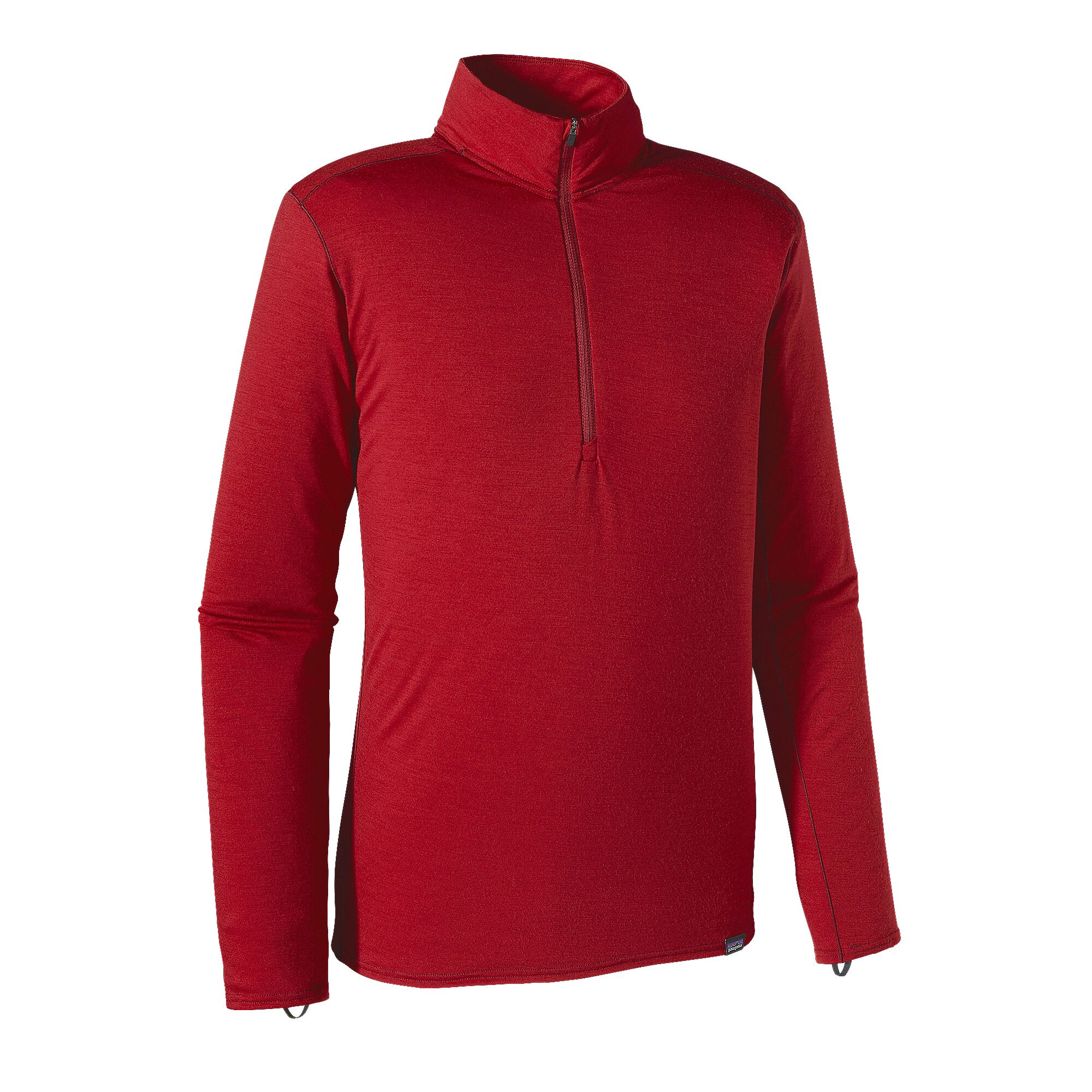 photo: Patagonia Men's Merino Midweight Zip-Neck