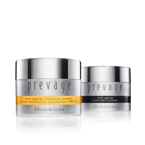 PREVAGE® Anti-Aging Day + Night Moisture Cream Set $233 (a $269 value), , large