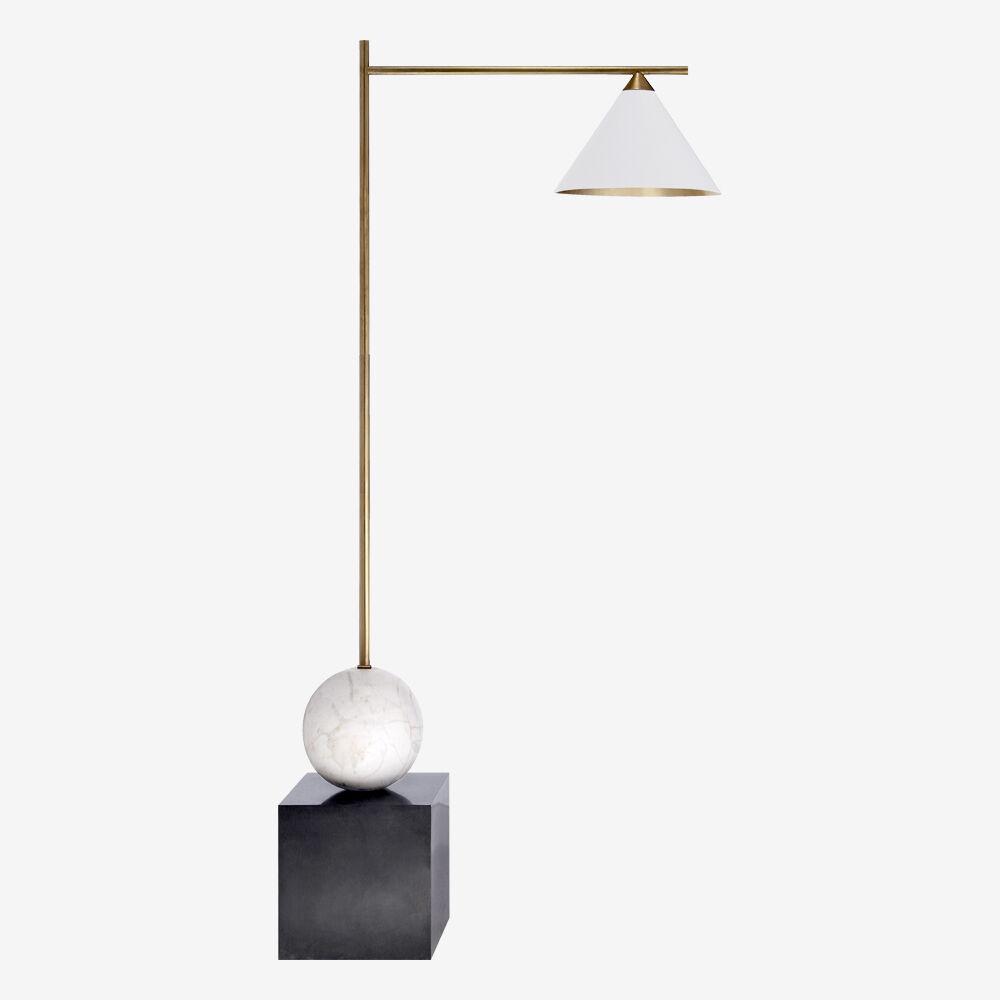Netmasculine Lamps : Crescent Wallpaper by Kelly Wearstler