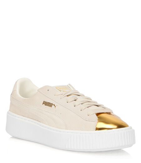 SUEDE CREEPER GOLD