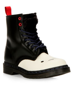 MARCELINE 8-EYE BOOT