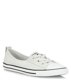 WOMENS CHUCK TAYLOR ALL STAR CANVAS BALLET LACE
