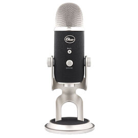 Blue Microphone Yeti Pro USB Microphone - Black