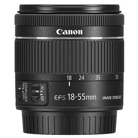 PRE-ORDER: Canon EF-S 18-55mm IS STM Lens - 1620C002