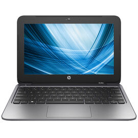 HP Stream 11 Pro N2840 Notebook - Refurbished - Silver - L3Z44UT#ABA