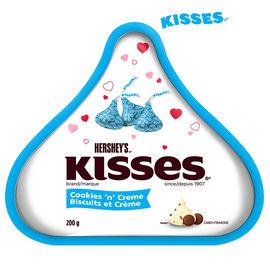 Hershey Cookies n Cream Kisses - 200g