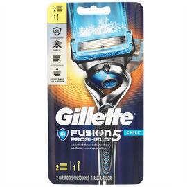 Gillette Fusion5 Proshield Razor - Chill