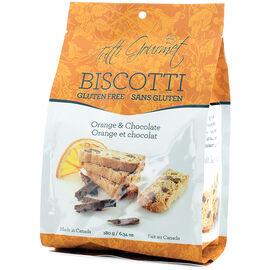 Tutti Gourmet Biscotti - Orange & Chocolate - 180g