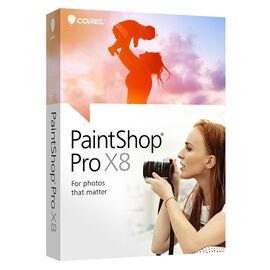 Corel PaintShop Pro X8 - 8129404
