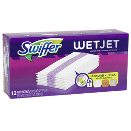 Swiffer Wet Jet Pad Refills - 12's
