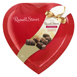 Russell Stover Assorted Chocolate Heart - 397g