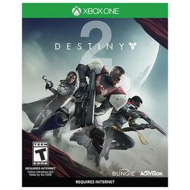 Pre Order: Xbox One Destiny 2