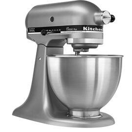 KitchenAid Classic Plus Tilt Stand Mixer - Silver - KSM75SL