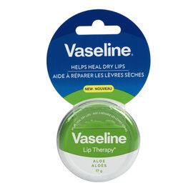 Vaseline Lip Therapy - Aloe - 17g