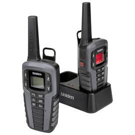 Uniden GMRS Radio Kit - Black - SX3772CKHS