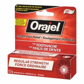 Orajel Regular 10% - 5.3g