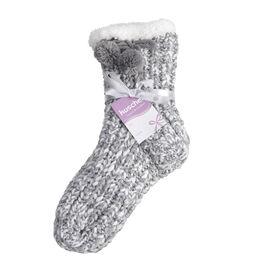 Kuschel Chunky Slipper Sock - 9-11