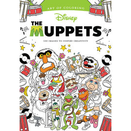 Art of Colouring: The Muppets