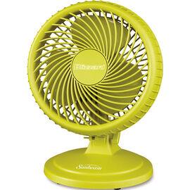 Sunbeam Blizzard 8-inch Table Fan - Chartreuse - SAOF87BLZBC-CNB
