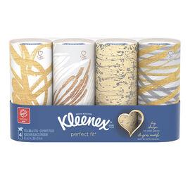 Kleenex Perfect Fit Tissues - 4 x 50's