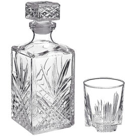 Bormioli Selecta Whiskey Set - 7 piece