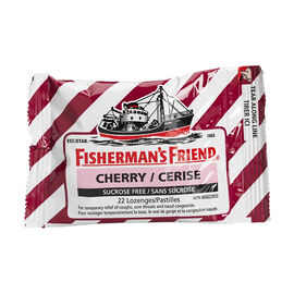 Fisherman's Friend Sucrose Free - Cherry - 22's
