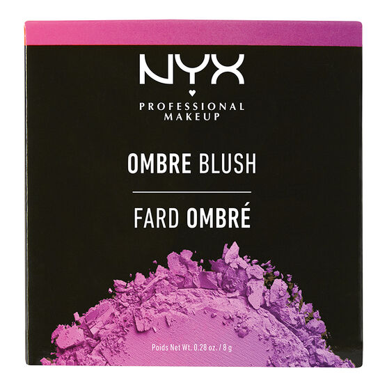 NYX Professional Makeup Ombre Blush - Code Breaker