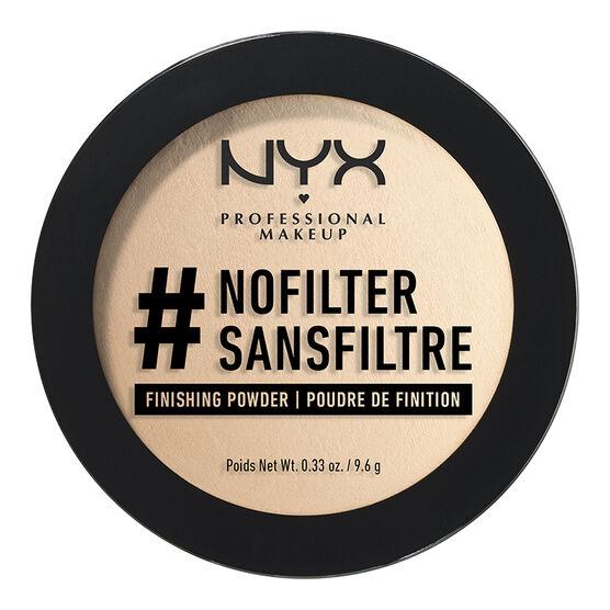 NYX #NoFilter Finishing Powder - Porcelain
