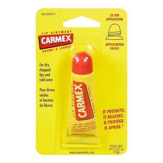 Carmex lip ointment