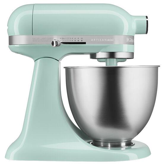 KitchenAid 3.5Q Artisan Mini Mixer - Ice Blue