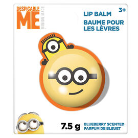 Despicable ME Minion Made Lip Balm - Blueberry - 7.5g