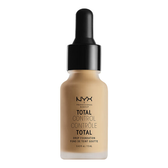 NYX Professional Total Control Drop Foundation - True Beige