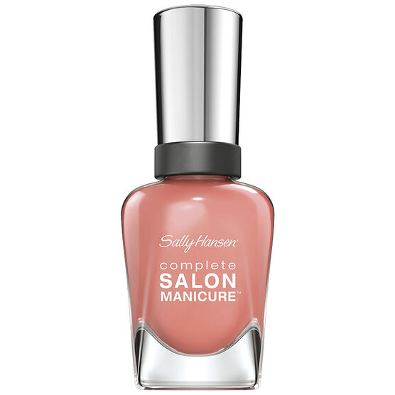 Sally Hansen Complete Salon Manicure Nail Polish - Peach of Cake