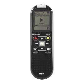 RCA Digital Voice Recorder - Black - VR6320
