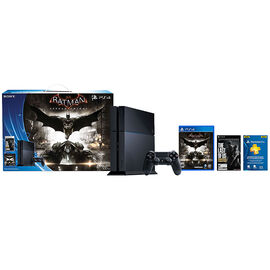 Batman: Arkham Knight PlayStation®4 Bundle (Includes The Last of Us: Remastered and PlayStation®Plus 3-month membership)
