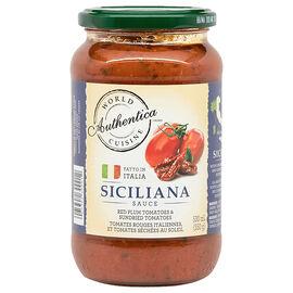 Ocean's World Cuisine Sauce - Siciliana - 530ml