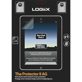 Logiix Anti-Glare Screen Protector II for iPad - LGX-10311