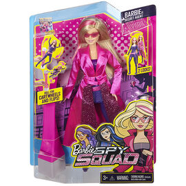 Barbie Spy Squad Secret Agent