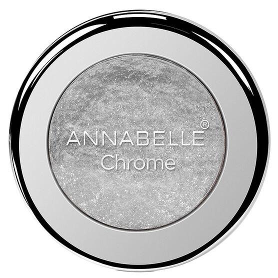 Annabelle Chrome Single Eyeshadow - Silver