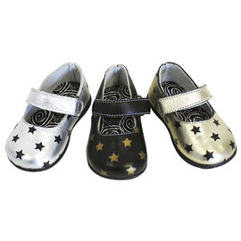 Outbaks Metallic Star Mary Janes - Girls - Assorted