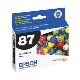 Epson 87 UltraChrome Hi-Gloss 2 Ink Cartridge