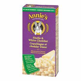 Annie's Shells & White Cheddar - 170g