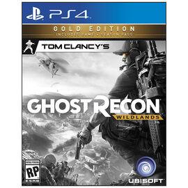 PS4 Tom Clancy's Ghost Recon Wildlands Gold Edition