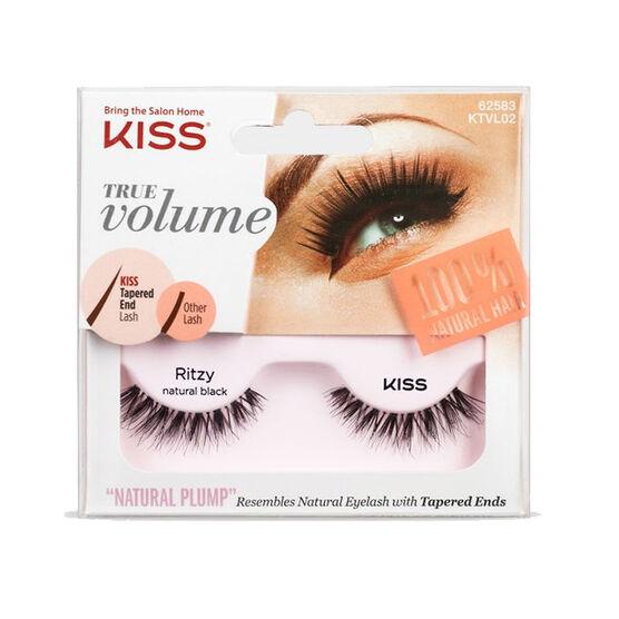 Kiss True Volume Lashes - Ritzy