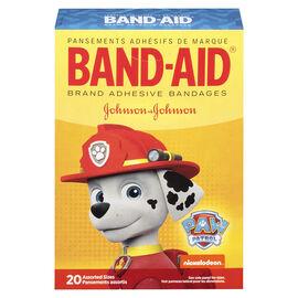 Johnson & Johnson Band-Aid - Paw Patrol - 20's