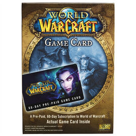 World of Warcraft - 60 Day Pre-Paid