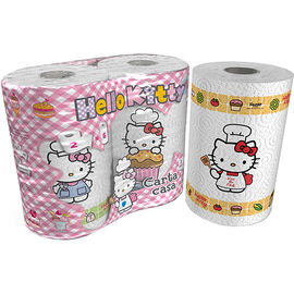 Hello Kitty Paper Towel - 2's