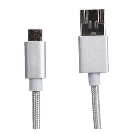 Certified Data Braided USB to Micro USB Cable - 3.2 feet - GUC02-1000