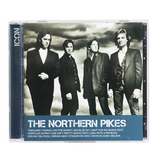 The Northern Pikes - Icon - CD